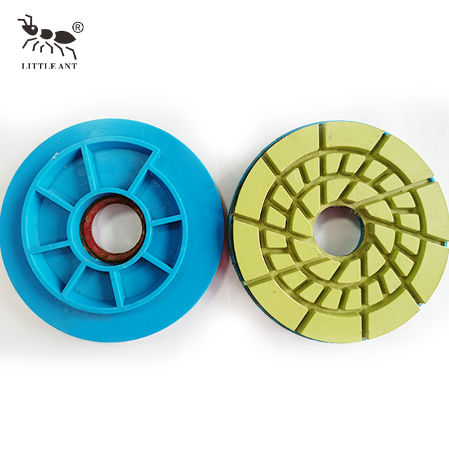 Abrasive Wheel for Edging Polishing Pad Used for Edge of Stone