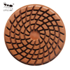 Spirl Floor Concrete Resin Polishing Pads 7 Steps Thickness 4mm-6mm Diameter 4 Inch