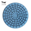 Square Floor Resin Poilshing Pad for Concrete Dry And Wet Use Industrial 4inch